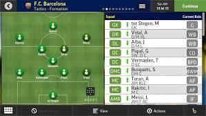 2015/16 Barcelona's Squad
