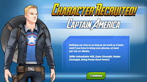 Marvel Avengers Academy Tips and Tricks Captain America