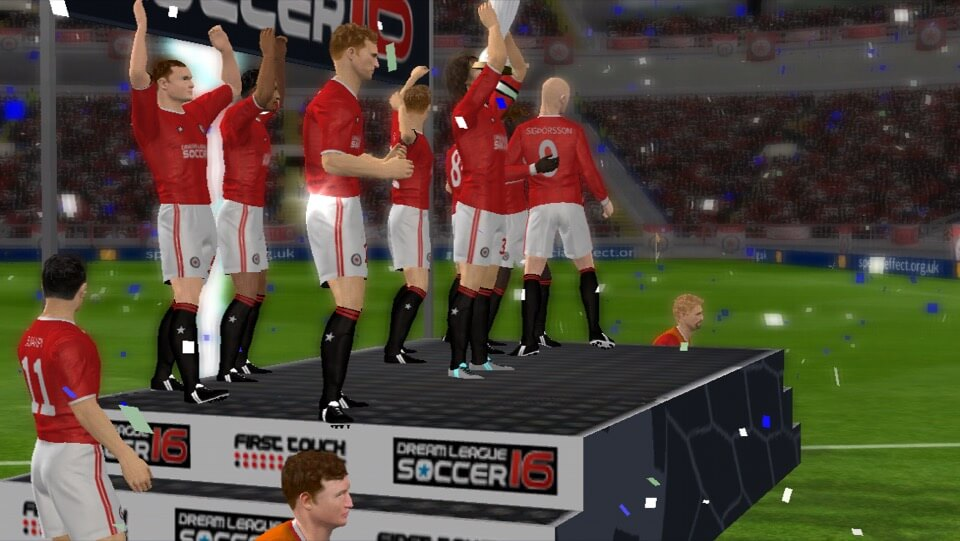 Dream League Soccer 2016: The Gameplay