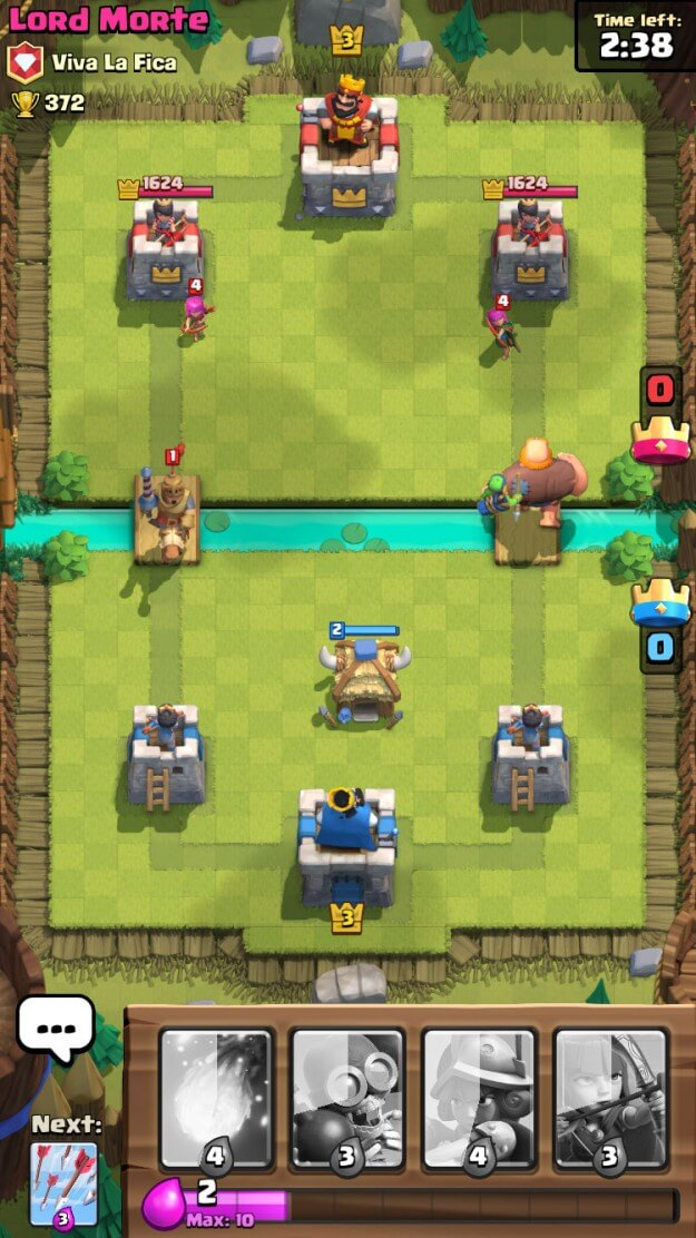 Clash Royale: The Gameplay