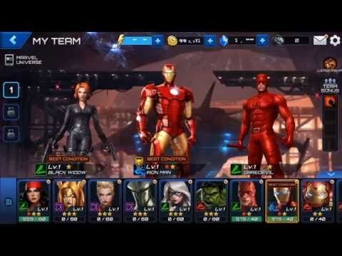 Marvel Future Fight: Marvel Universe RPG - iOS/Android Game