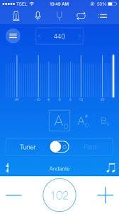 Practice+ Tuner, Metronome