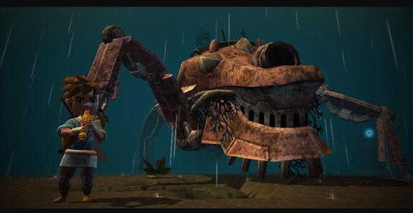 Oceanhorn: Monster